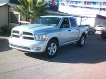 2012 DODGE CREW CAB EXPRESS 2WD in Alamogordo, New Mexico
