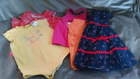 Lot of Baby Girl Clothes 6-12 Months in Lawton, Oklahoma