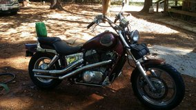 1988 Honda Shadow VT-1100 in Baytown, Texas
