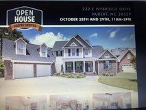 Open House in Camp Lejeune, North Carolina