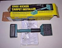Knee/Carpet Kicker Carpet Installer # 47337 by Harbor Freight Tools. Like New In Box! in Travis AFB, California