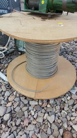 6 - strand phone wire in Alamogordo, New Mexico