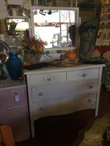 White Vanity Dresser in Temecula, California