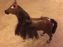"MGA Entertainment Articulated  2011 Horse Walking Neighing  13"" Toy in Naperville, Illinois"