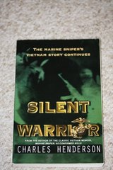 "Book: Marine Sniper: ""Silent Warrior"" in Ramstein, Germany"