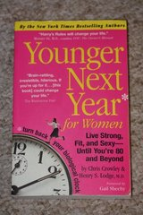 Book: Younger Next Year in Ramstein, Germany