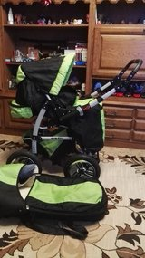 All weather stroller 2in1 in Ramstein, Germany