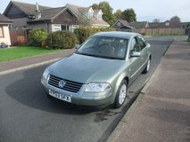 VW Passat 1.8T Automatic in Lakenheath, UK
