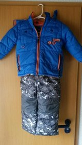 3T Snow Suit in Ramstein, Germany