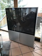 Hitachi Rear Projection Color TV Modell C50-FD7000 in Ramstein, Germany