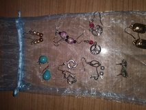 Saturday BLOWOUT SALE on Earrings (brand new) in Fort Hood, Texas