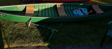 15 ft pelican canoe in Fort Drum, New York