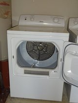 GE Hotpoint dryer 6.0 cu. ft capacity Dura Drum in Fort Eustis, Virginia