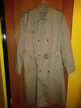 Men's trench coat in The Woodlands, Texas