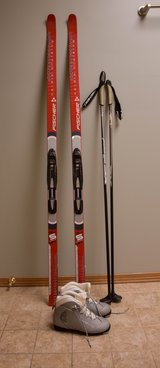 Cross Country Ski package in Sandwich, Illinois