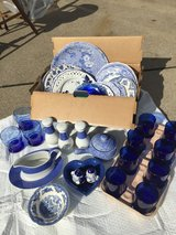 Blue/white dishes in Pleasant View, Tennessee