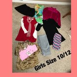 girls Size 10/12 Lot in Fort Campbell, Kentucky