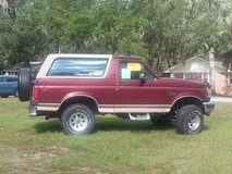96 Ford Bronco Eddie Bauer in Beaufort, South Carolina