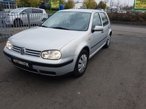 Automatic VW Golf 4 *78000 MILS ONLY*NEW INSPCTION *A/C *5 DOOR in Spangdahlem, Germany