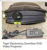 Tiger projector in Lawton, Oklahoma