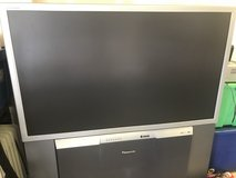 "55 "" Panasonic projection TV in Oceanside, California"