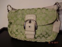 Coach Soho Green Shoulder Bag in Ramstein, Germany
