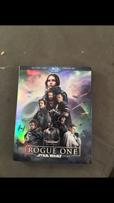 Star Wars rogue one in Davis-Monthan AFB, Arizona
