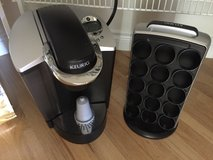Keurig K60 Coffee Maker and Carasail in Fort Lewis, Washington
