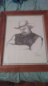 Toby keth print that is autograph in Fort Leonard Wood, Missouri