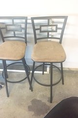 Two bar Stools in Temecula, California