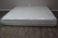 King Memory Foam Mattress - Restonic Healthrest Bliss in CyFair, Texas