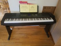Yamaha DGX-650 digital weighted key piano in Fort Campbell, Kentucky