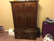 Cherry Armoir with Night Stands in Pleasant View, Tennessee