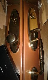 -Door Handle Entry set in Naperville, Illinois