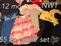 12 mo baby girl clothes in Ramstein, Germany