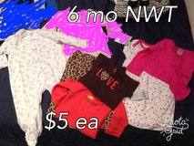 6 Mo girls clothes NWT in Ramstein, Germany