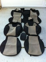 Ford Focus Neoprene Seat Covers -- Reduced Price in Camp Pendleton, California