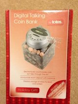 Digital Talking Coin Bank in Yucca Valley, California