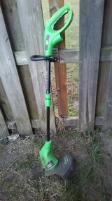 electric weed eater for ladies in Warner Robins, Georgia