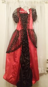 Queen of Hearts Costume in St. Charles, Illinois