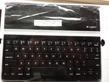 Logitech ultrathin bluetooth keyboard and cover in Fort Campbell, Kentucky