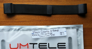 Fitbit Charge 2 Black Milanese Stainless Steel in Fort Campbell, Kentucky