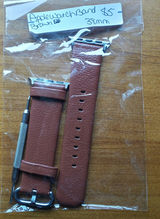 Apple Watch band brown leather type 38mm in Clarksville, Tennessee