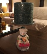 Snowman Holder & Candle in Naperville, Illinois
