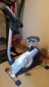 Nordictrack GX2.0 Exercise Bike in Fort Riley, Kansas