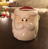 Santa Mug in Yorkville, Illinois