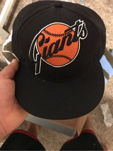 American Needle Cooperstown SF Giants Hat size 8 in Travis AFB, California