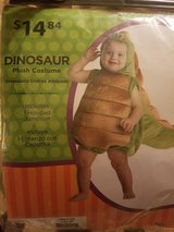 Baby dinosaur costume in Spring, Texas