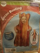 Toddler bacon strip costume in Spring, Texas