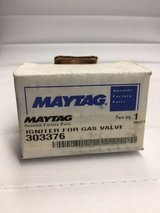 PARTS:     MAYTAG dryer Igniter for gas valve 303376 in Quad Cities, Iowa